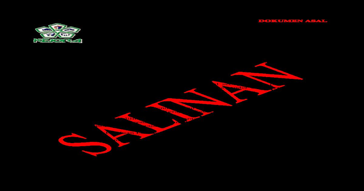 Objektif Skop Rujukan Iso Ut 002 Pentadbiran Kontrak Ia Merupakan Satu Borang Bewarna Hijau Yang Pdf Document