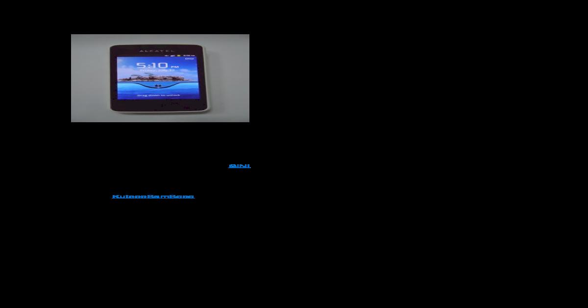 Cara Unlock Alcatel One Touch Glory 2S SIM ME Digi Rebet